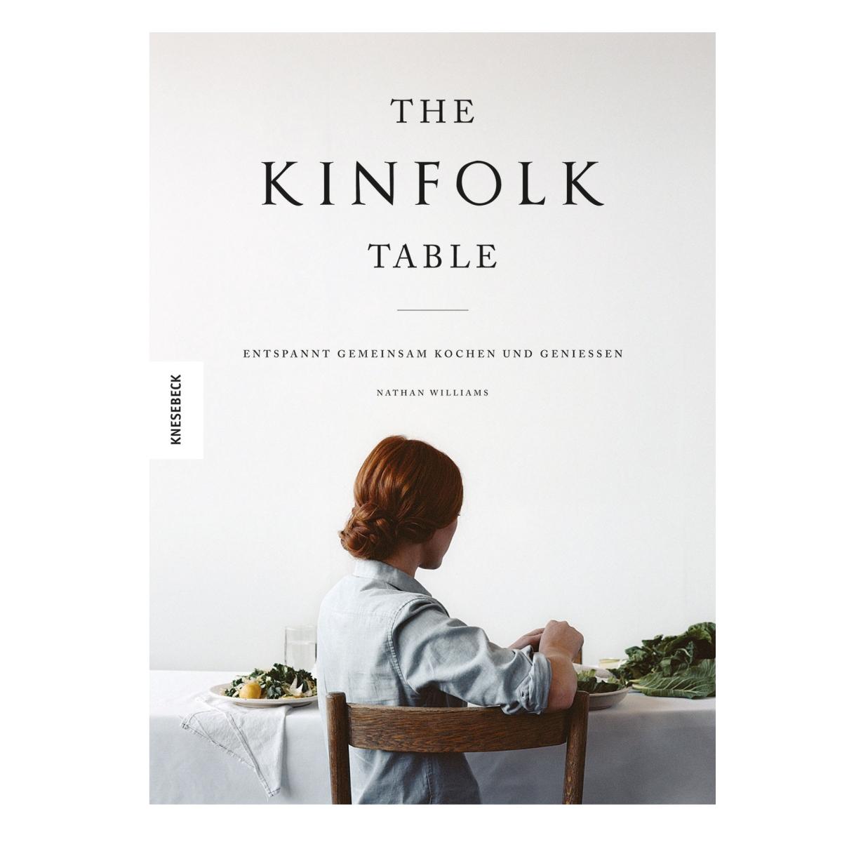 Cover The Kinfolk Table