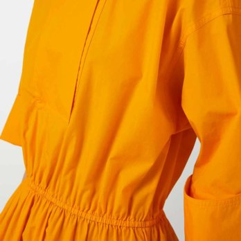Gelbes Kleid con Arket ©Arket
