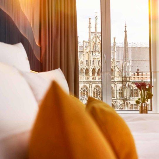 Hotel Beyond by Geisel am Marienplatz in München 1