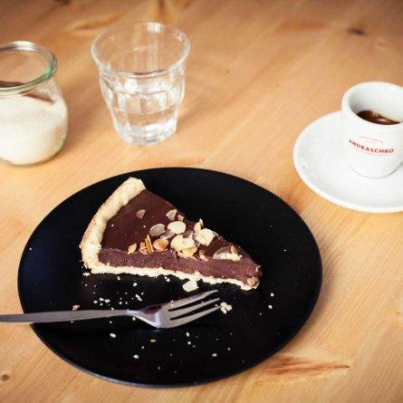 Neumanns Cafe Friedrichshain Tarte