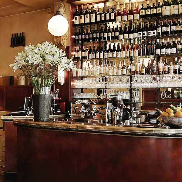 Restaurant Cox Hamburg St.Georg 2