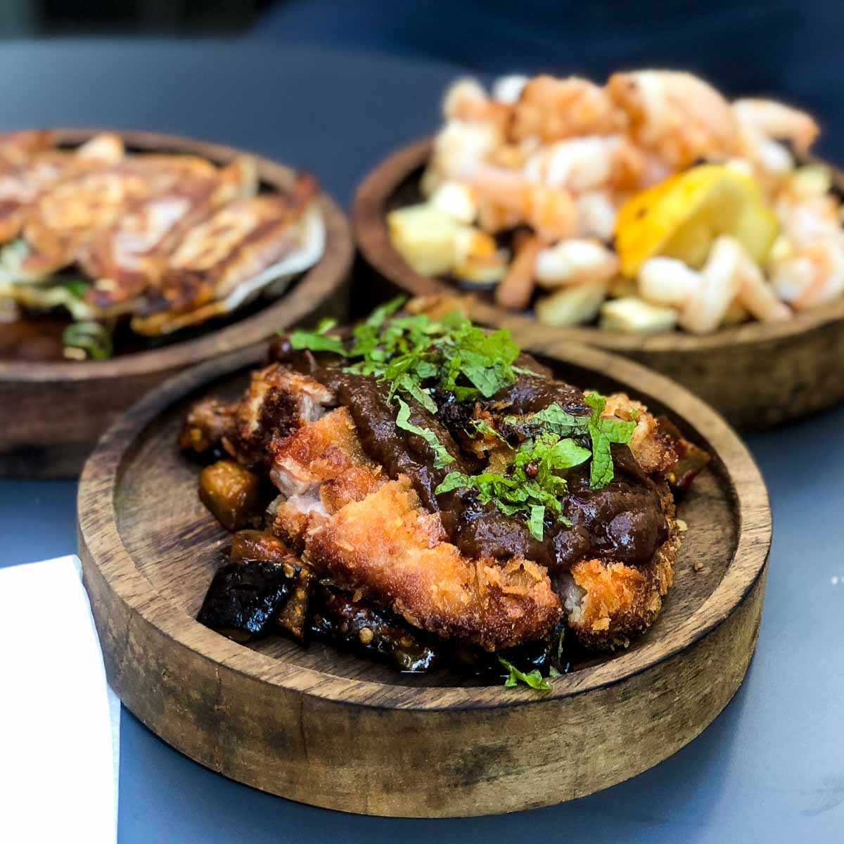Soul Food by Jasmine Harrison-Lohri @ Exer Bar