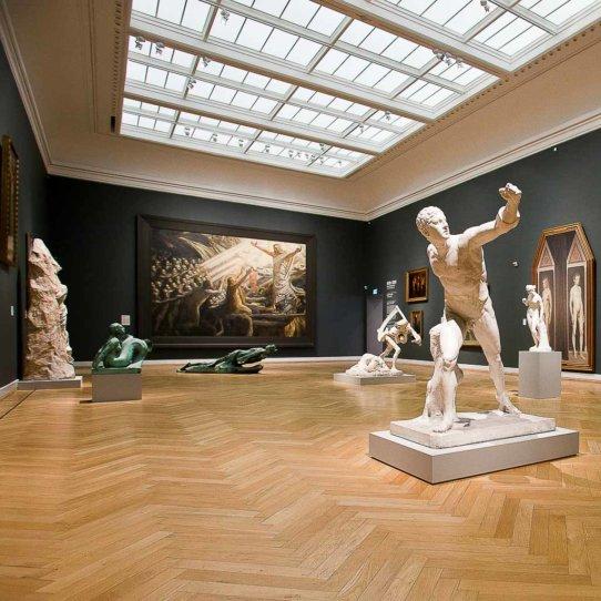 Statens Museum for Kunst Kopenhagen
