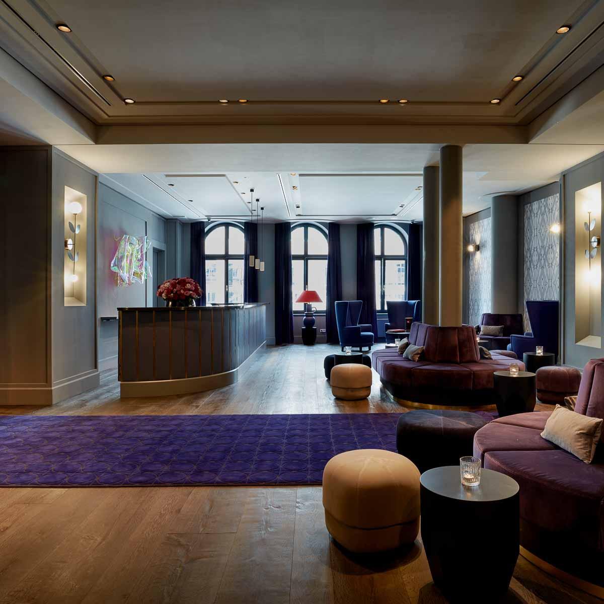 Tortue luxuriöses Designhotel im Zentrum von Hamburg-3