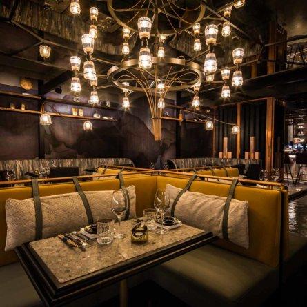 Asiatisches Restaurant Jin Gui im Hotel Tortue-2