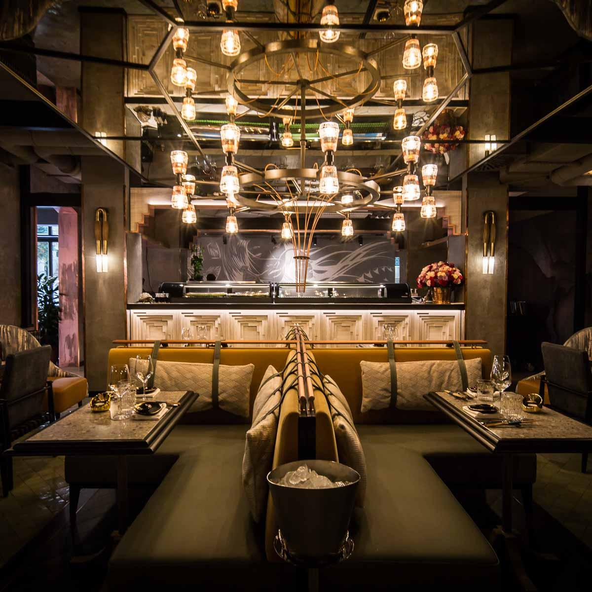 Asiatisches Restaurant Jin Gui im Hotel Tortue