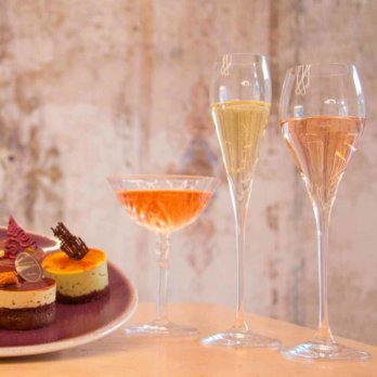 Creme Guides Event bei Princess Cheescake