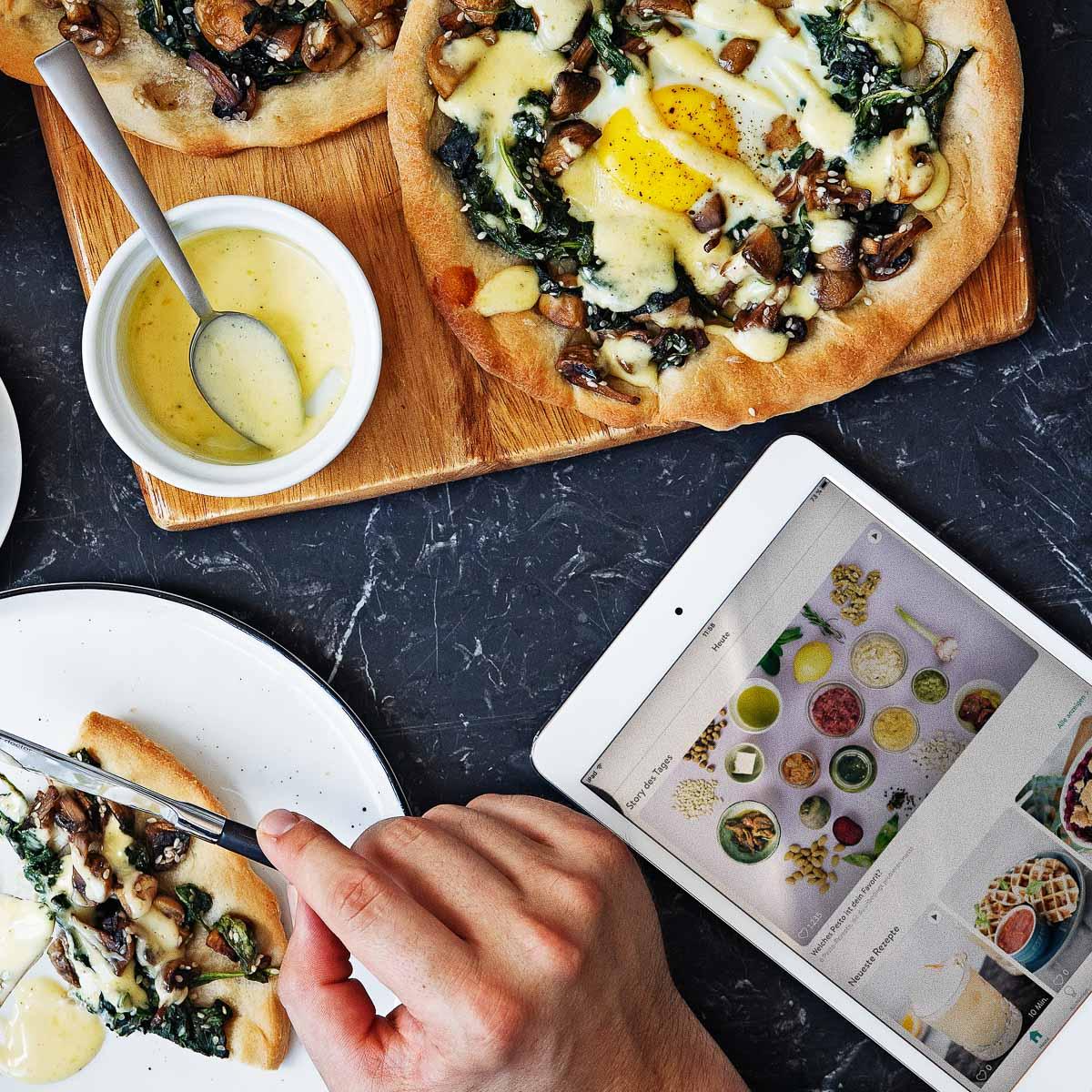 Kitchen Stories Koch App