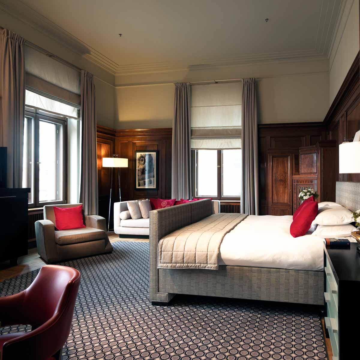 Luxushotel Hotel de Rome Unter den Linden in Berlin-Mitte Suite