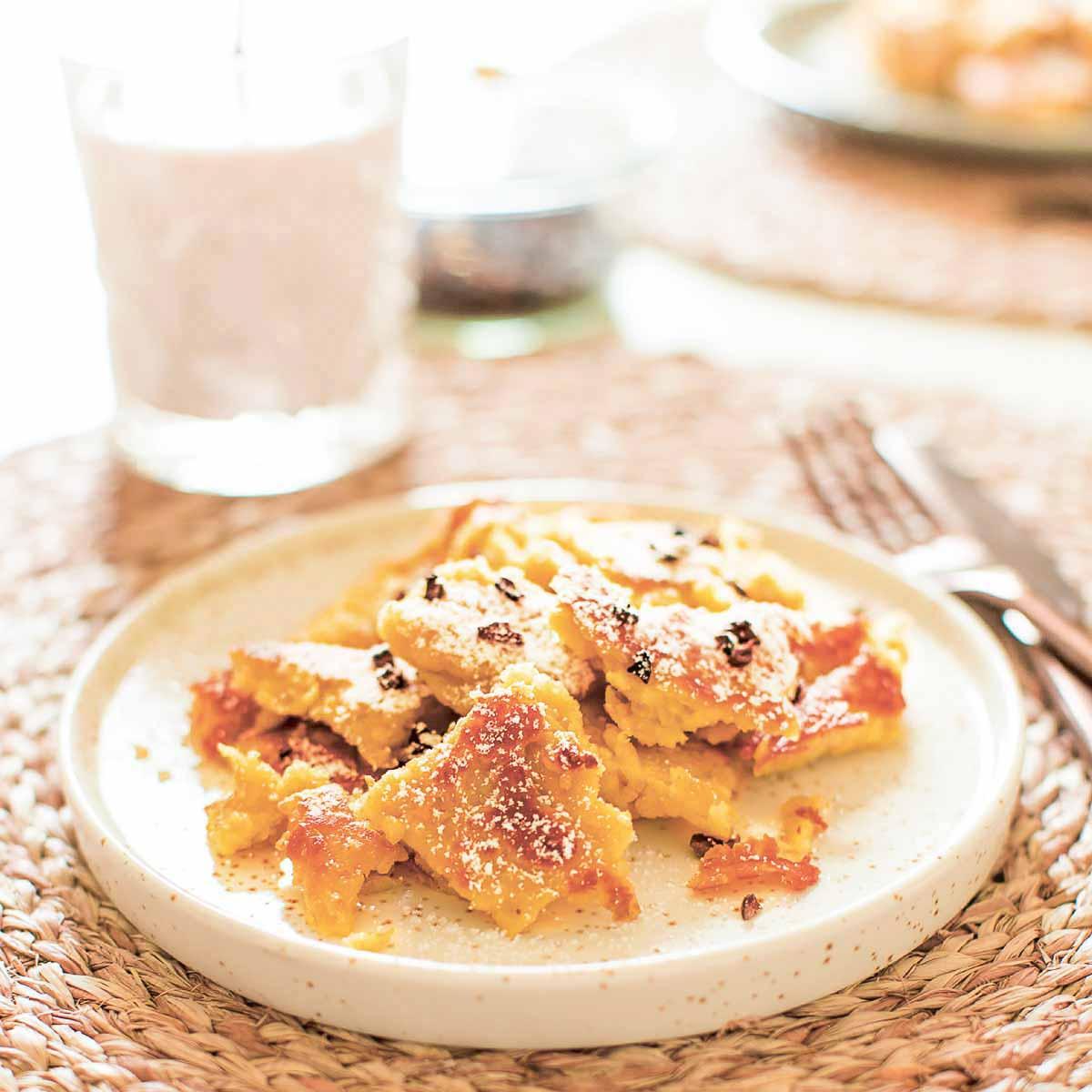 Quinoa-Apfelschmarrn ein-Rezept von Kerstin Niehoff