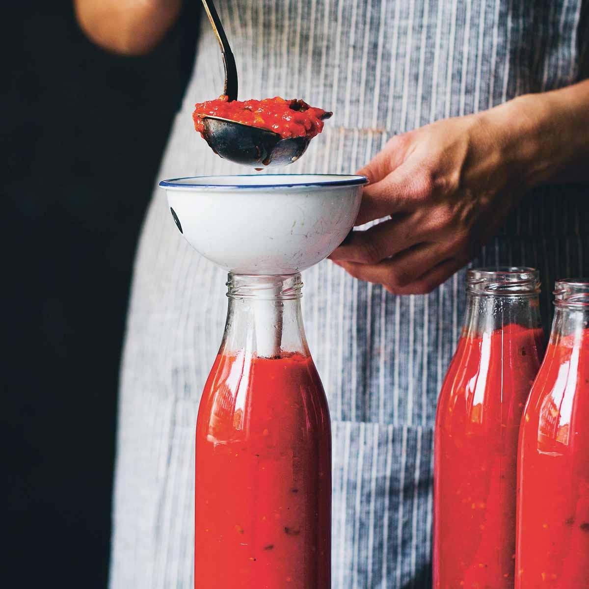 Rezept Tomatensauce für alle Fälle