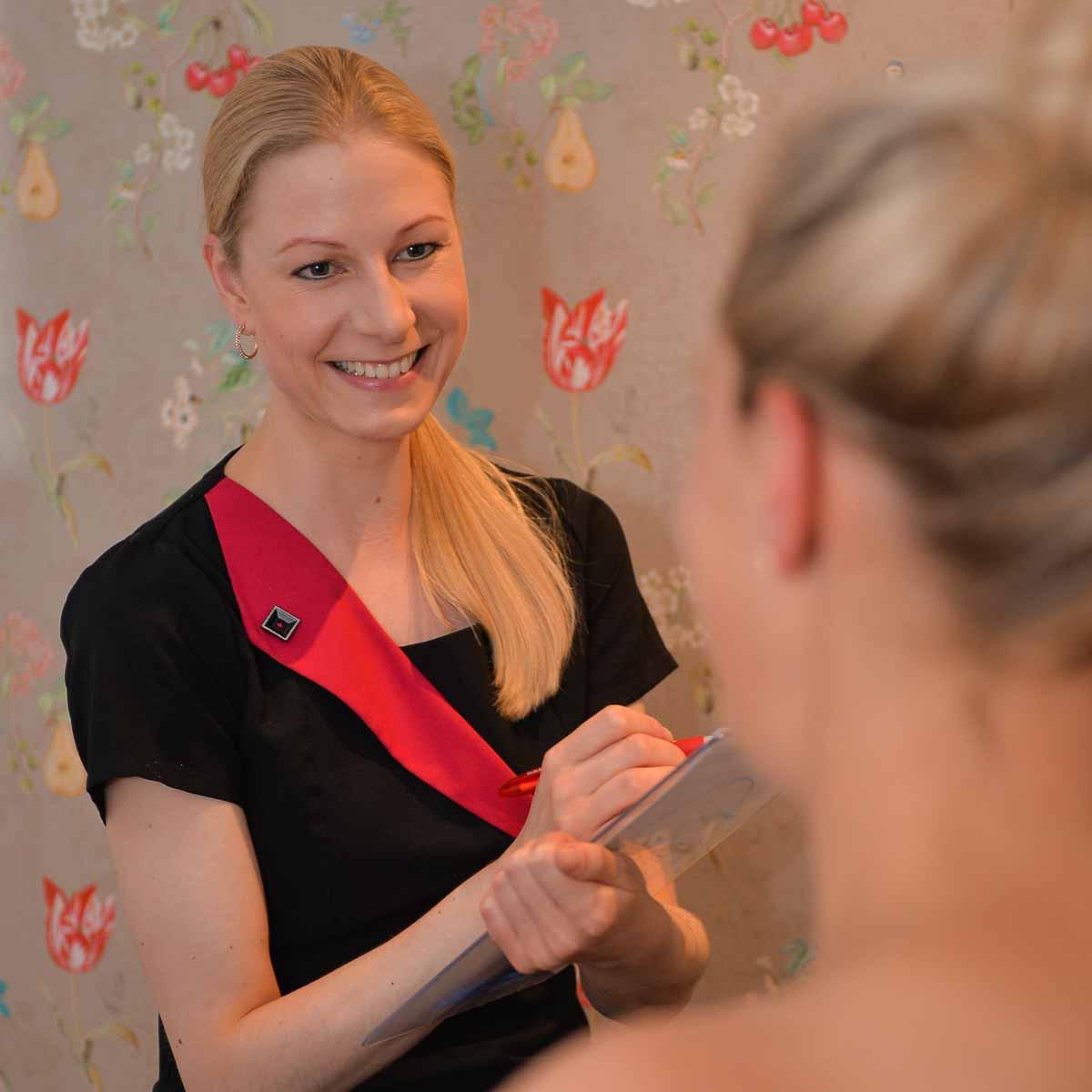 Susanne Westermann Kosmetik München im Gespräch