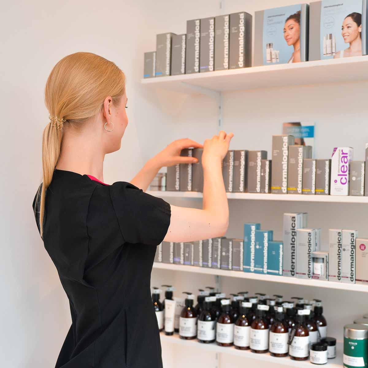 Susanne Westermann Kosmetik München Pflege