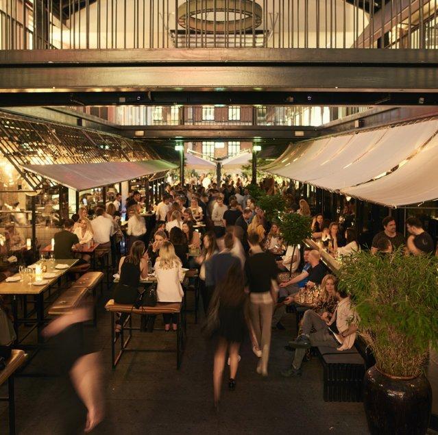 The Market Asian Bar & Kitchen Kopenhagen