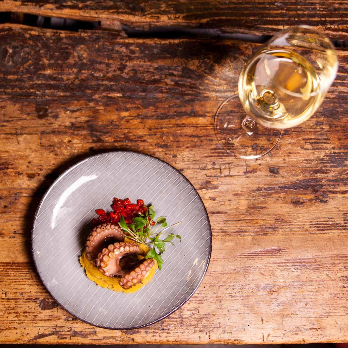 Weinbar und italienisches Restaurant Il Calice in Charlottenburg-10