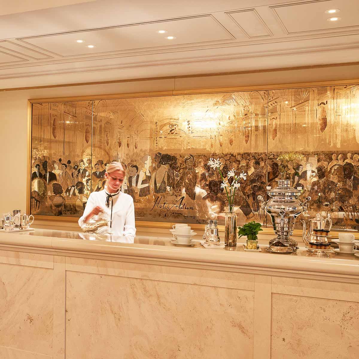 Ballsaal Im Hotel Adlon am Brandenburegr Tor-3