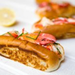 Connecticut Lobster Roll © Photo by Teresa Sabga