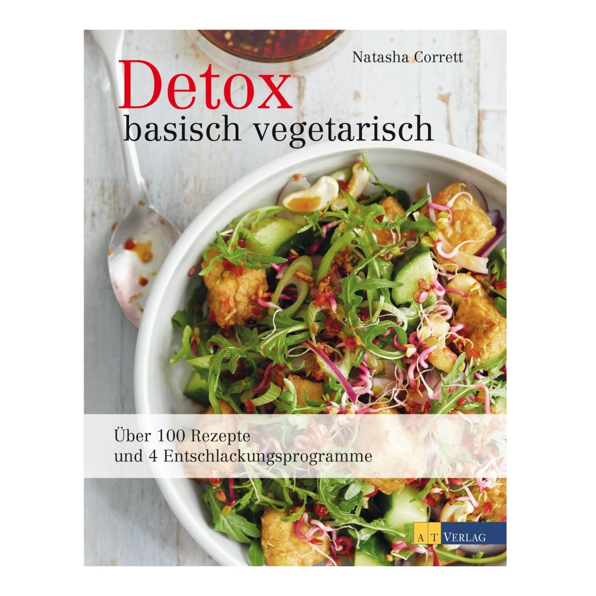 Cover Detox basisch vegetarsich