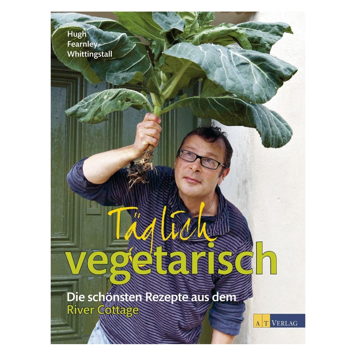 cover - täglich vegetarisch