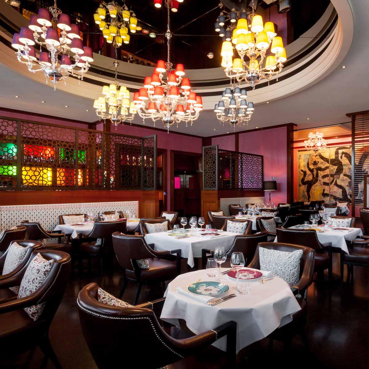 Indisches Restaurant India Club in Mitte-2