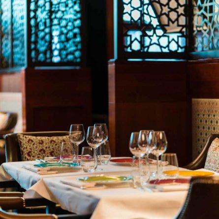 Indisches Restaurant India Club in Mitte