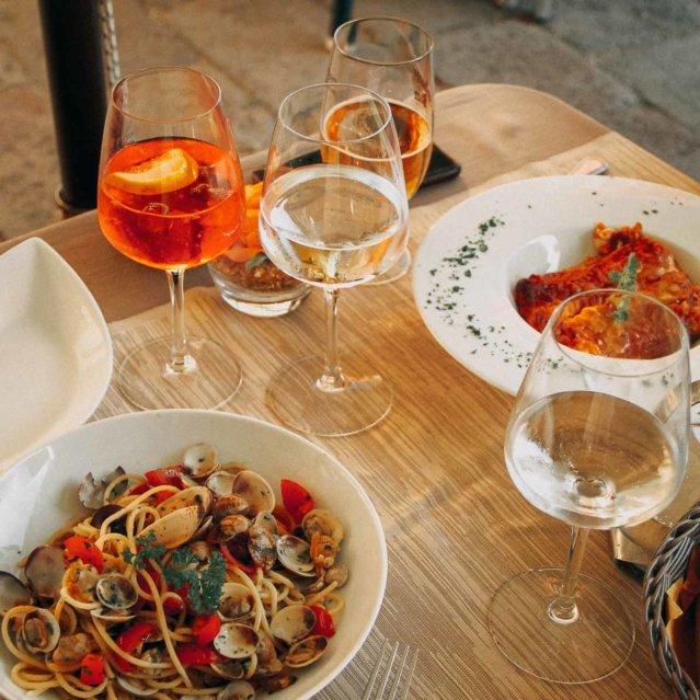 Italienisches Restaurant Bragato Vini & Gastronomia Berlin Charlottenburg-3
