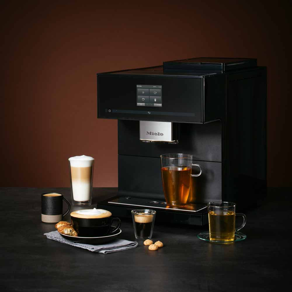 Miele Kaffeevollautomat CM 7750 CoffeeSelect