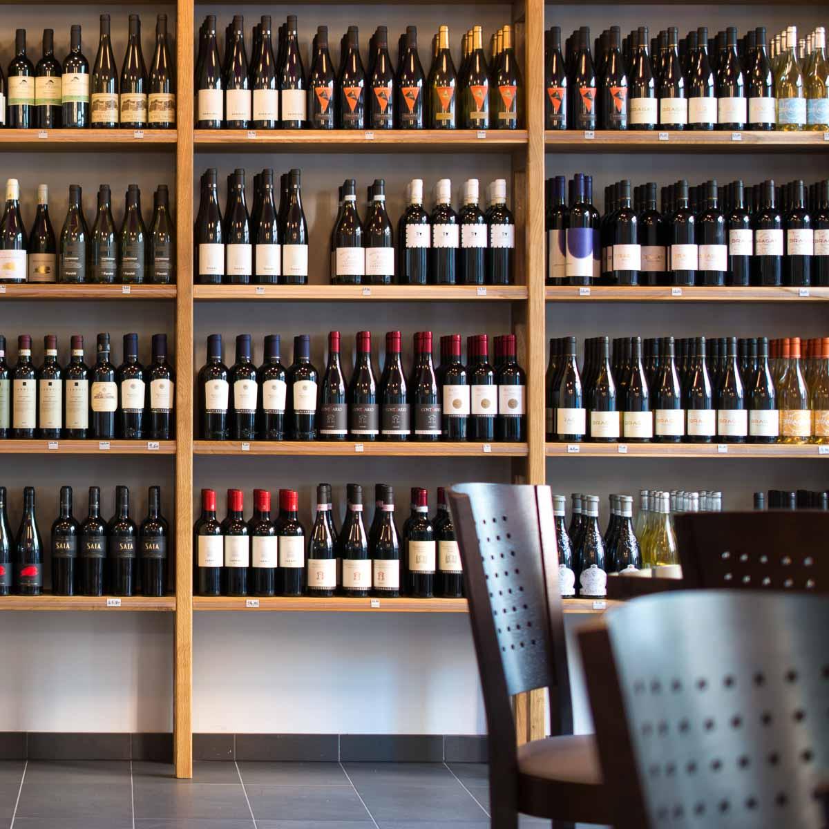 Restaurant Bragato Vini & Gastronomia Berlin Charlottenburg-1