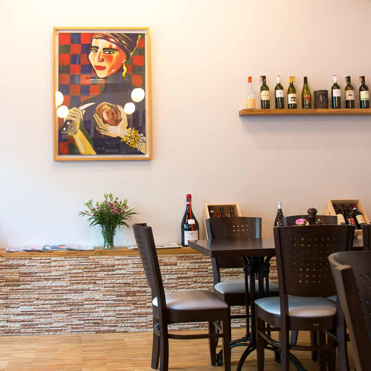 Restaurant Bragato Vini & Gastronomia Berlin Charlottenburg-3