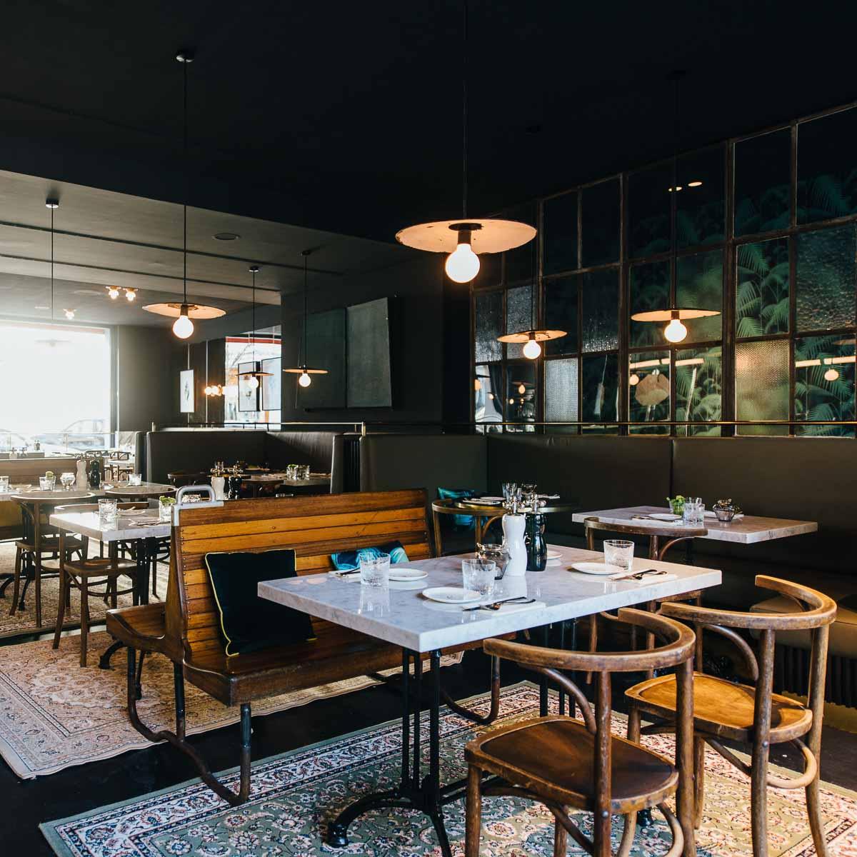 Restaurant Brasserie Colette München-3