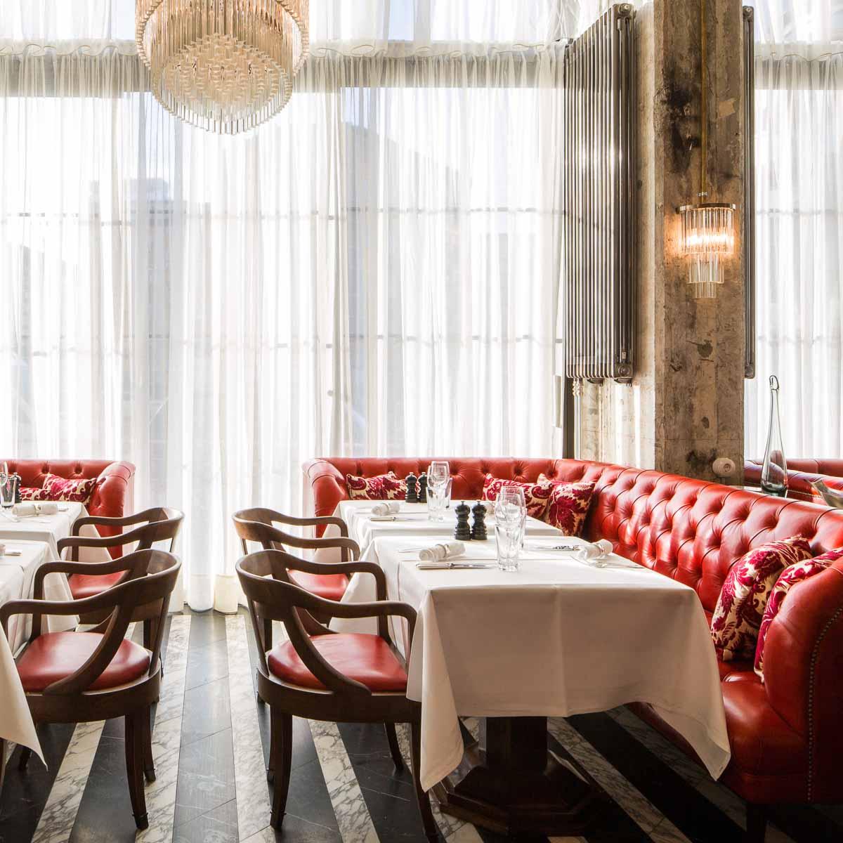 Restaurant Cecconie's im Soho House Berlin-2