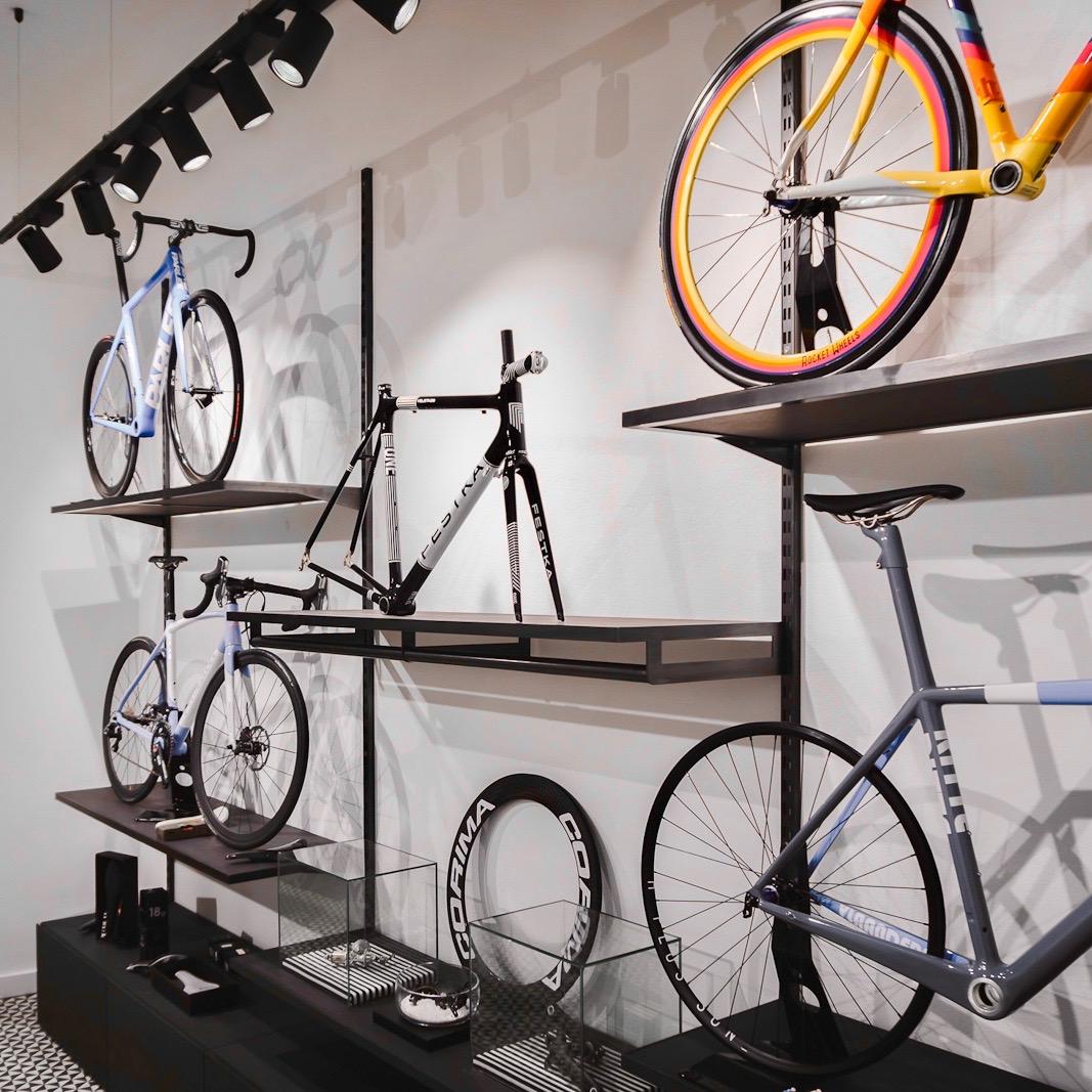 Veletage Fahrräder Wien