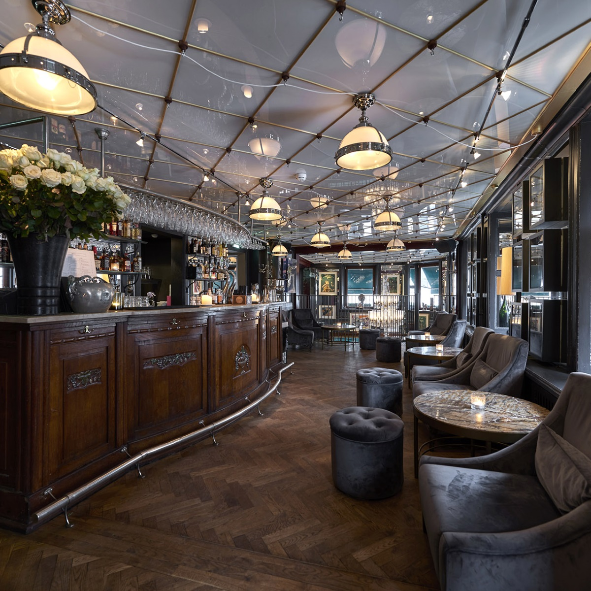 Café Victor in Kopenhagen_Lounge