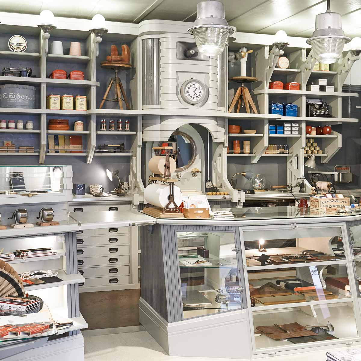 Conecept Store Fabrikat in Zürich