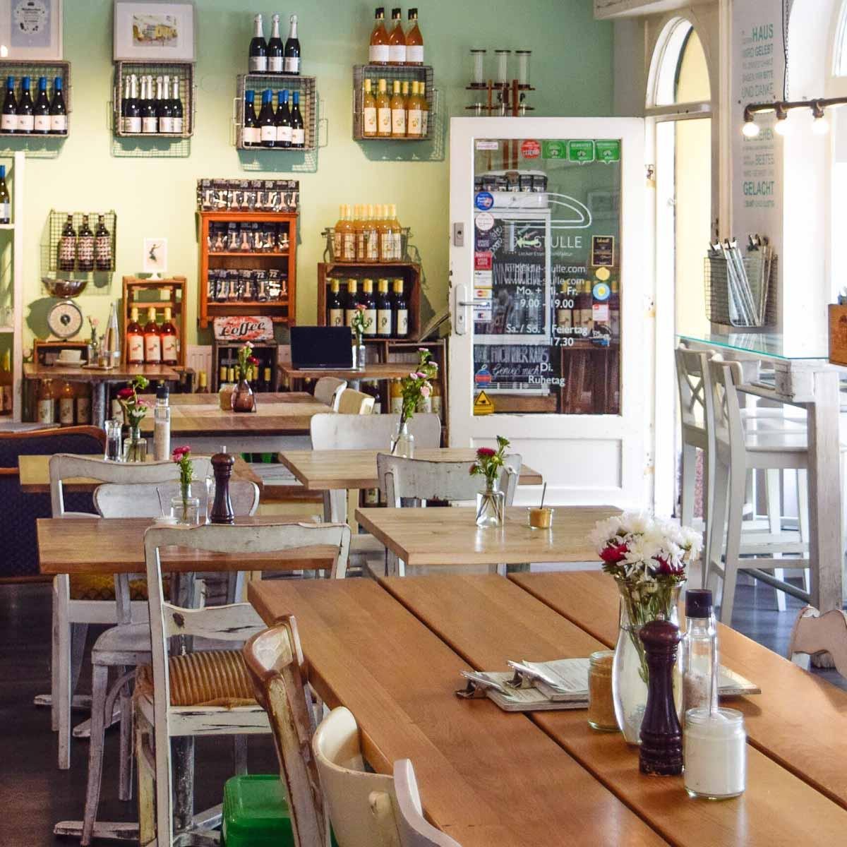Die Stulle Café für Frühstück Kuchen und Lunch in Berlin Charlottenburg-6
