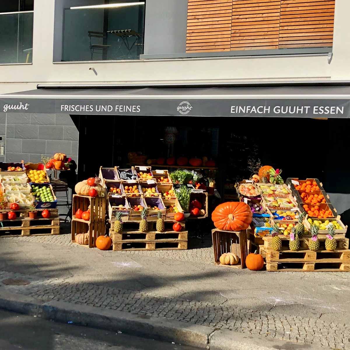 Feinkostladen Guuht in Kreuzberg 2