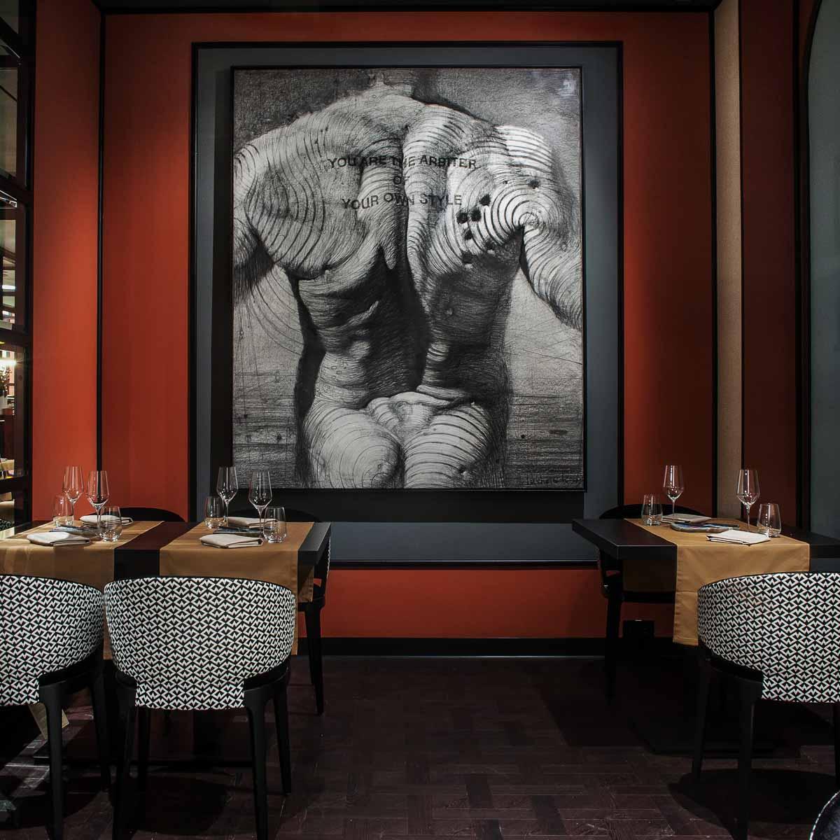 Fine Dining Restaurant Cell Berlin Charlottenburg 10