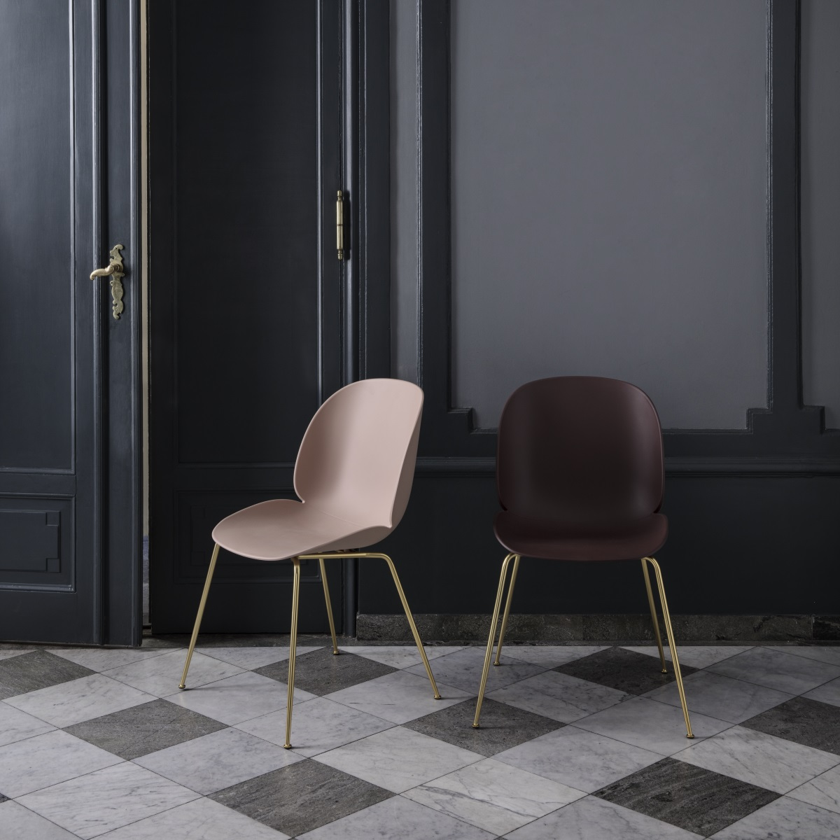 Gubi Kopenhagen_Beetle Chair