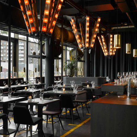 Restaurant Heimat im 25hours Hamburg Hafencity ©Stephan Lemke-4