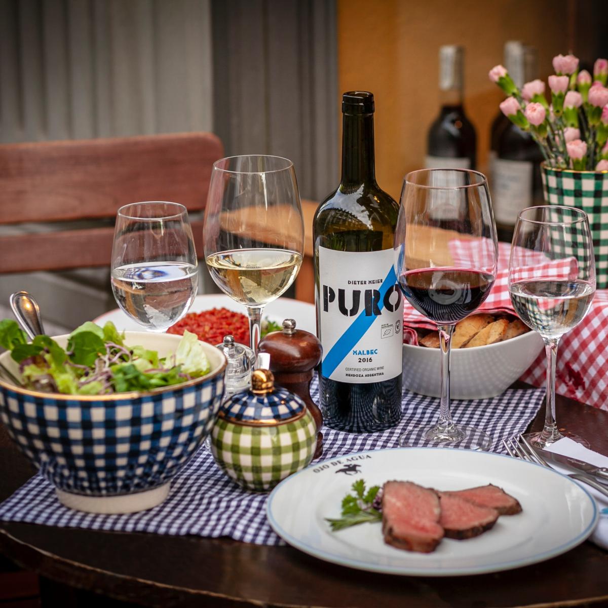 Restaurant Oje de Agua Zürich (1)