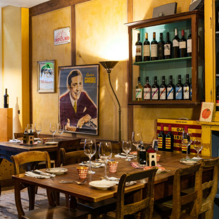 Restaurant Oje de Agua Zürich (3)