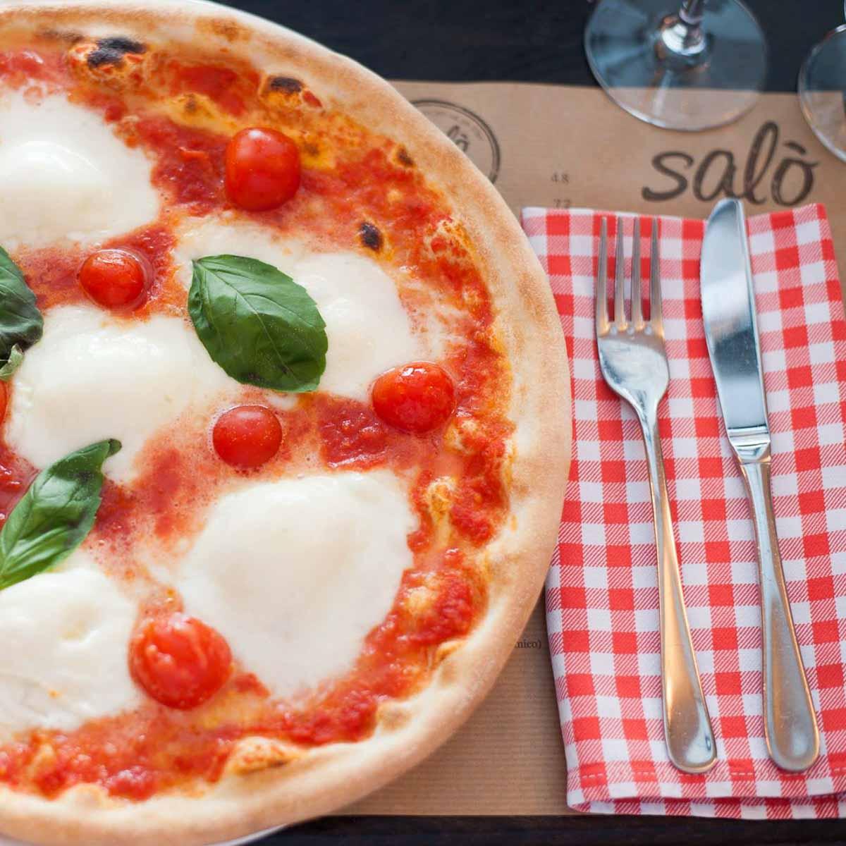 Salo Restaurant & Pizzeria in München Schwabing-1