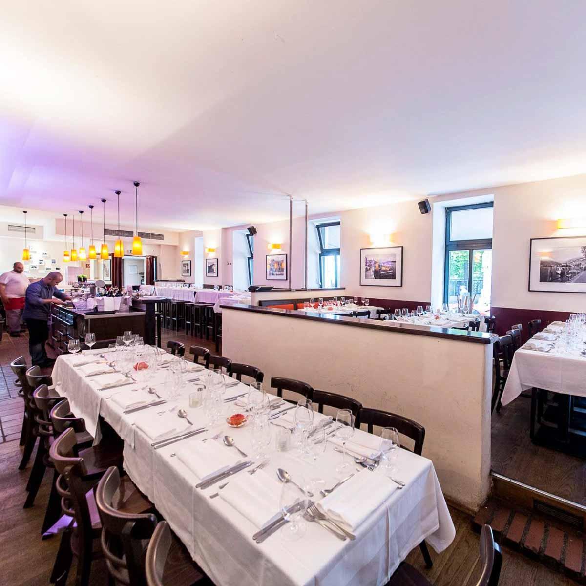 Salo Restaurant & Pizzeria in München Schwabing