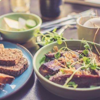 Veganes Essen_Café München