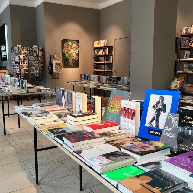 Autorenbuchhandlung Geisetesblüten Berlin