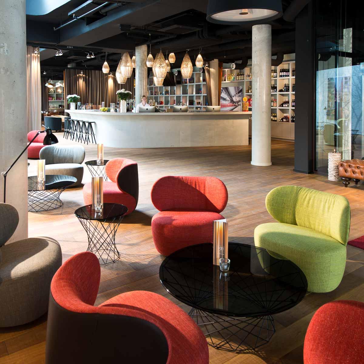 Boutique Hotel i31 in Berlin-Mitte © Bethke-Bilder-4