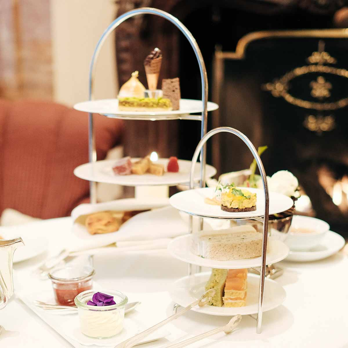 Der beste High Tea in Berlin © Regent Berlin-5