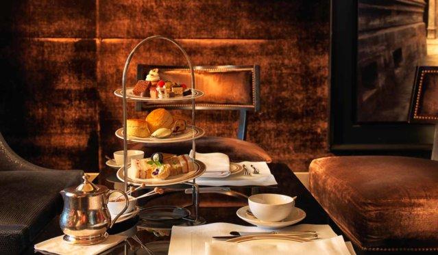 Hotel de Rome Afternoon Tea