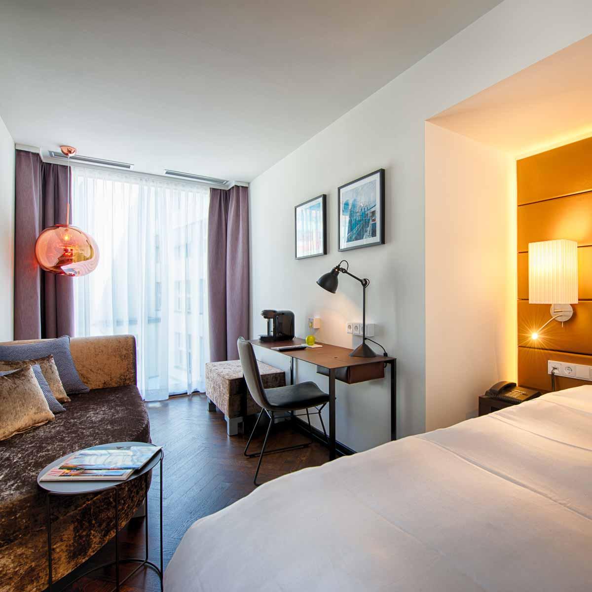 Hotel i31 Berlin Mitte © Andreas Rehkopp-2