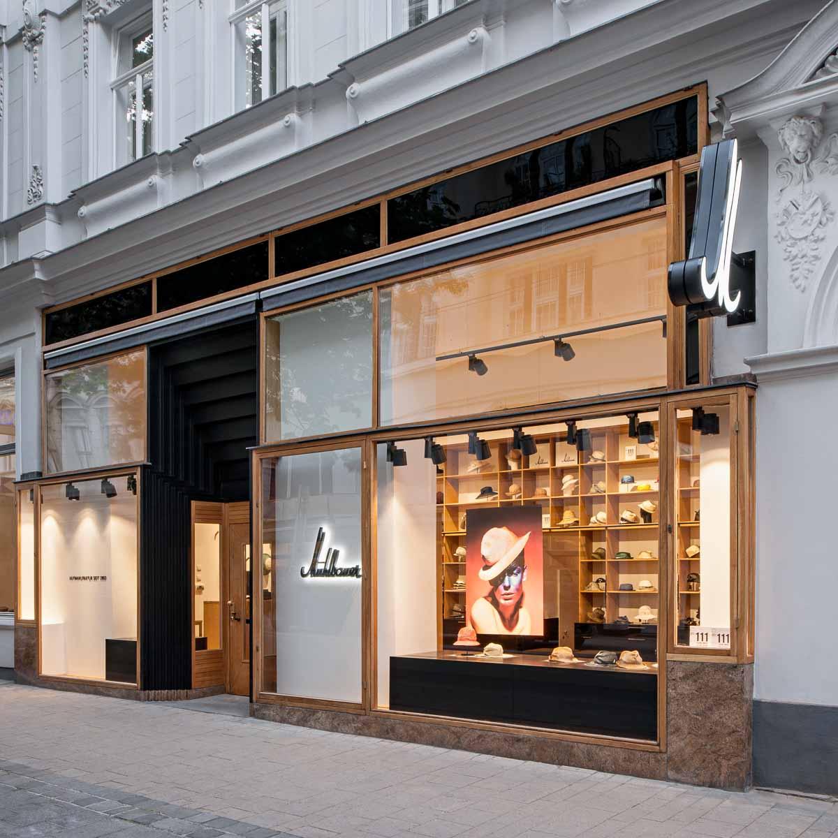 Hüte von Mühlbauer Wien-6